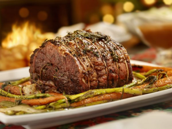 Roast Topside of beef