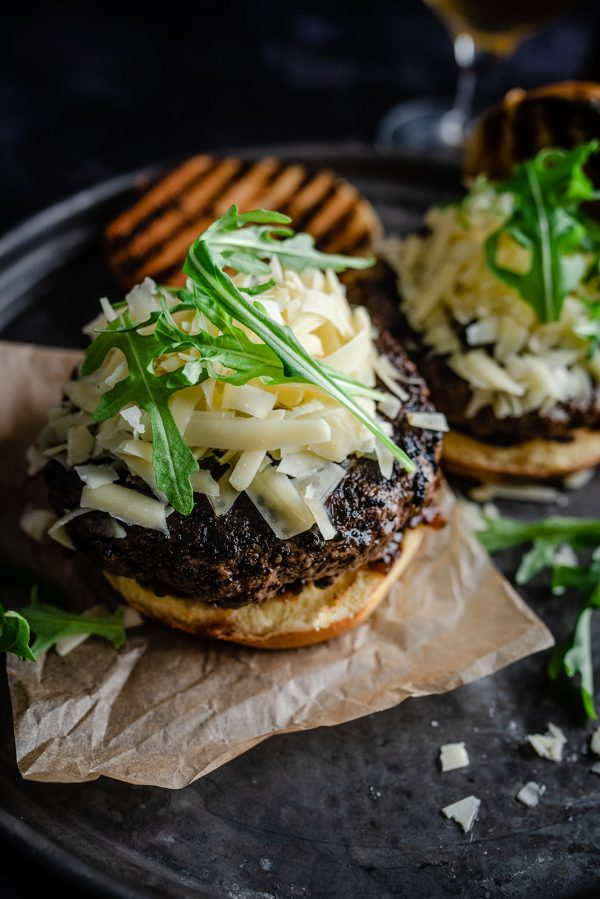 Carbon Free Westcountry Beef Burgers