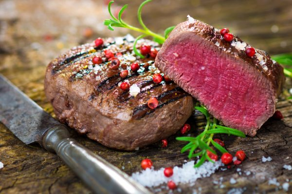 Westcountry Fillet steak from carbon neutral farm